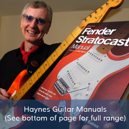 haynes guitar manuals